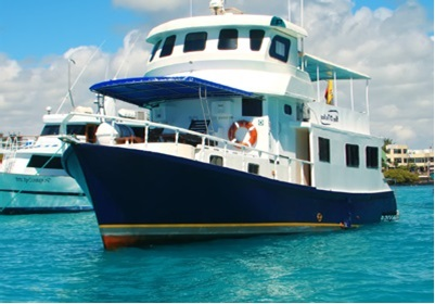 King of the Seas Yacht Galapagos